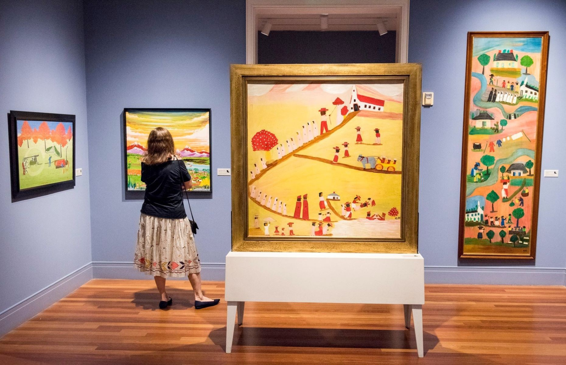 Art gallery in New Orleans (image: Ogden Museum of Southern Art/Facebook)