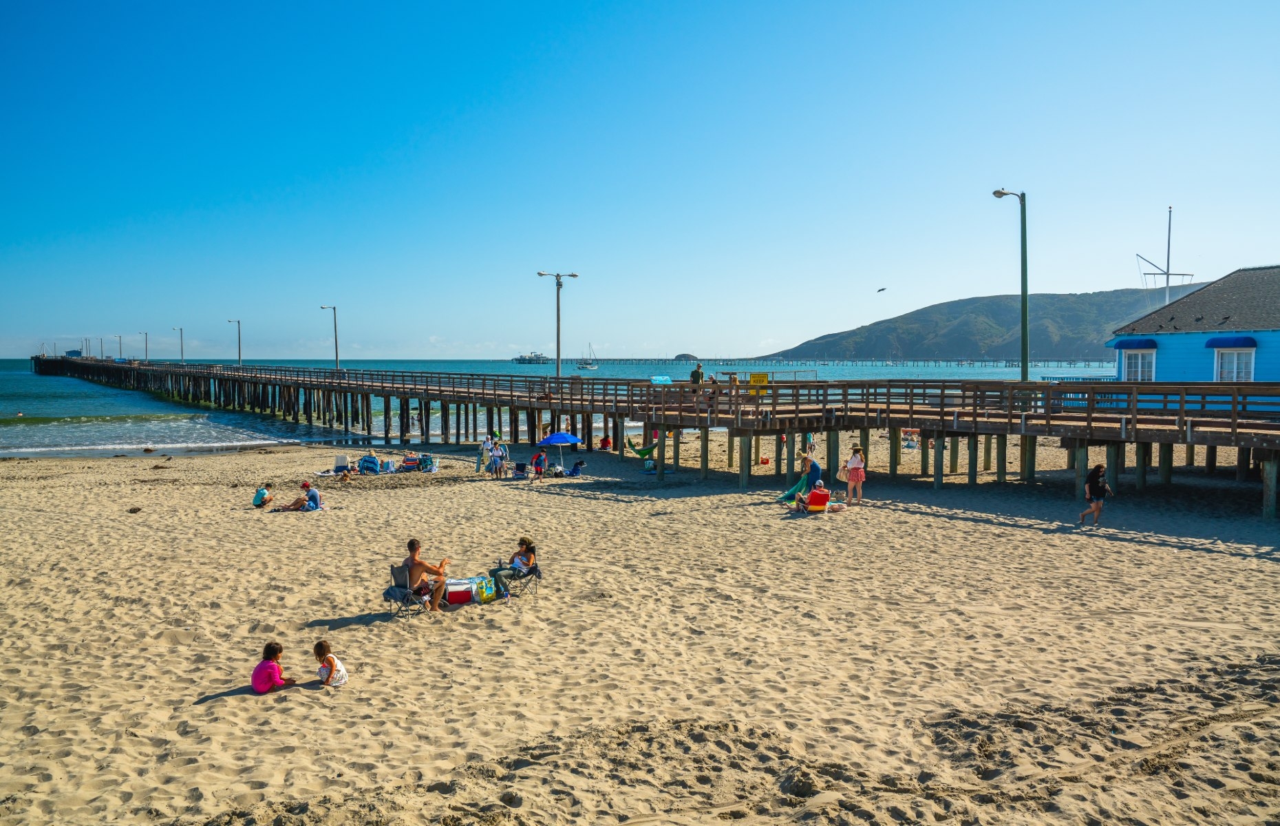 Avila Beach (Image: Hanna Tor/Shutterstock)