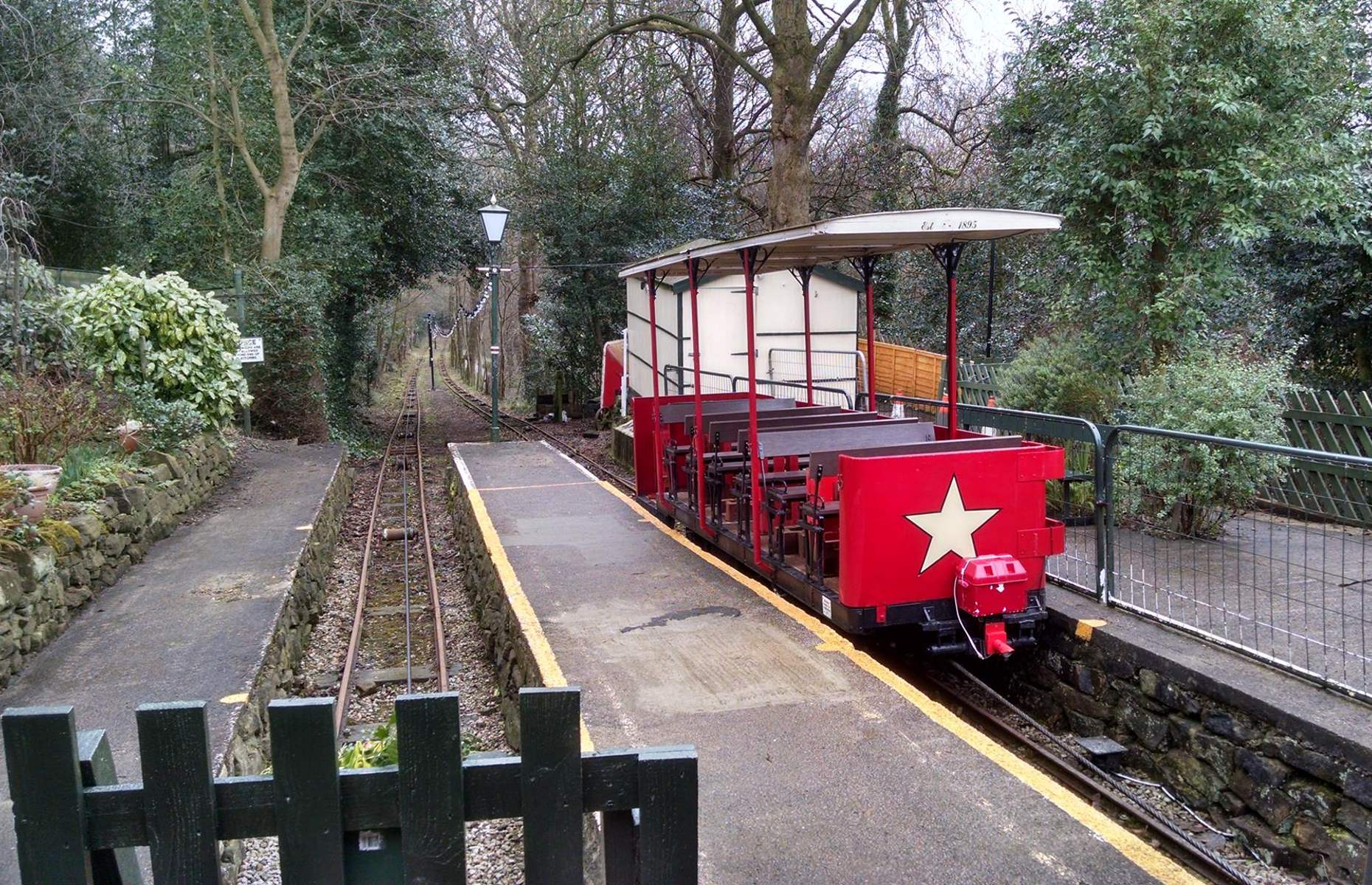 Shipley Glen Tramway (Image: Shipley Glen Tramway/Facebook)