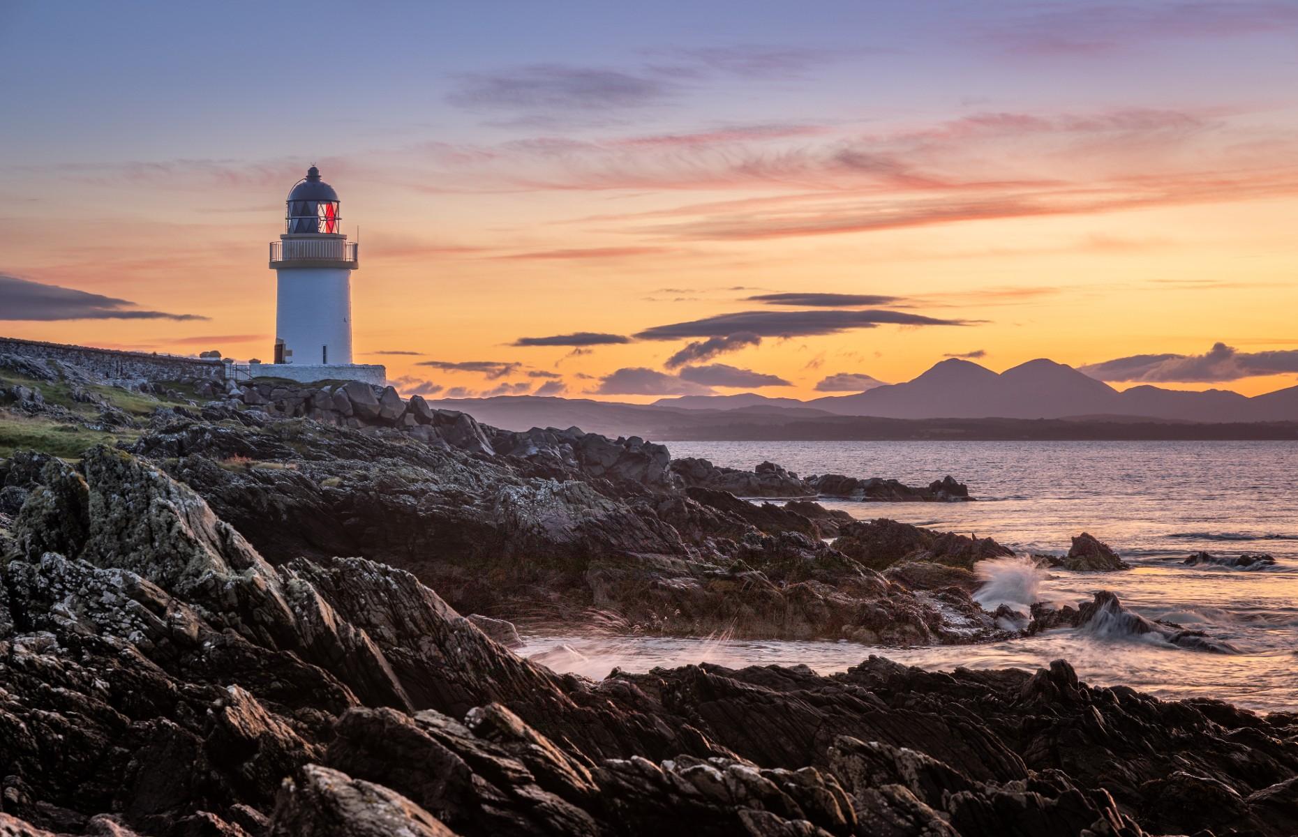 Port Charlotte at sunrise (Image: Kevin Standage/Shutterstock)