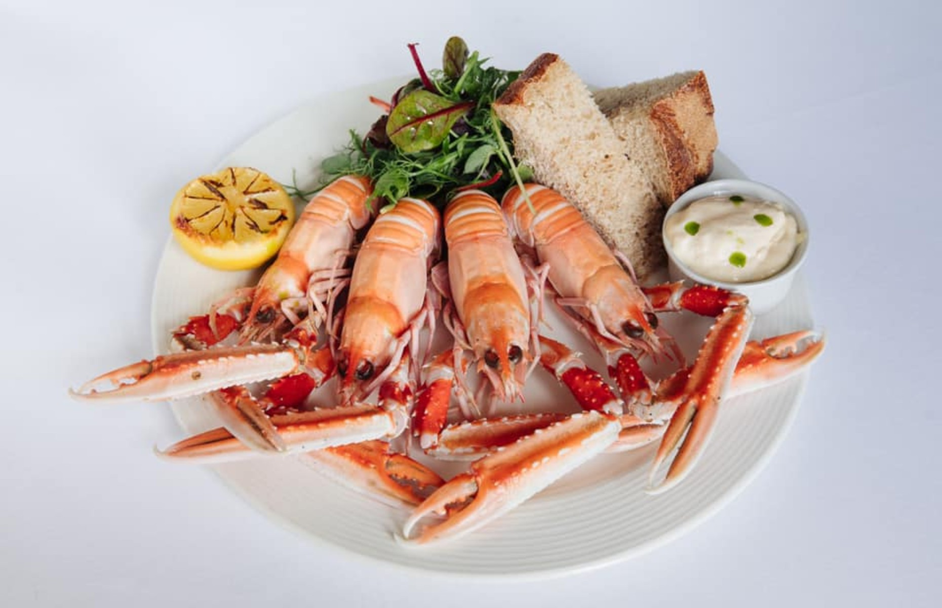 Seafood at the Kinloch Lodge (Image: Kinloch Lodge Hotel/Facebook)