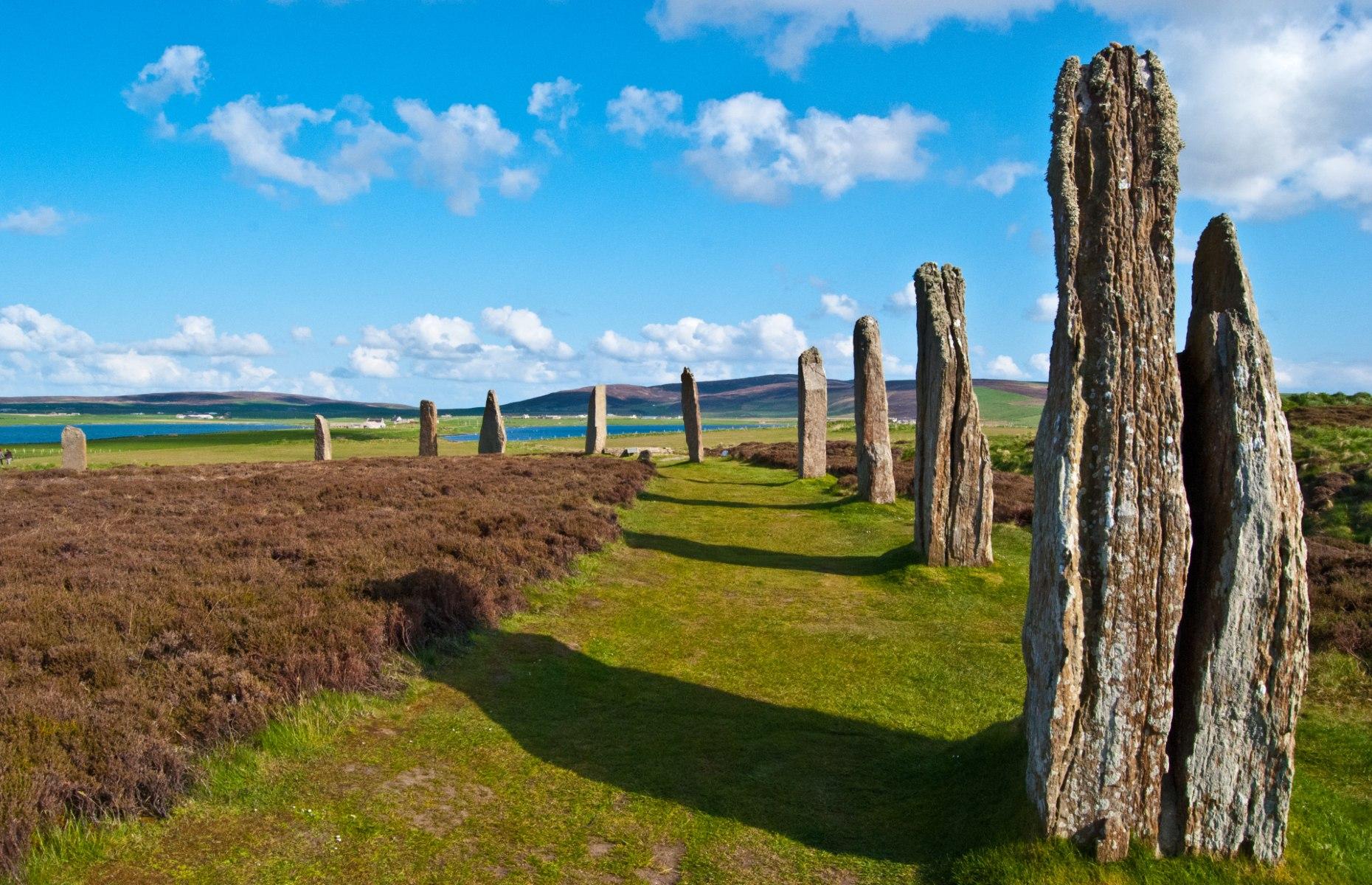 Ring of Brodgar in Orkney (Image: Jule_Berlin/Shutterstock)