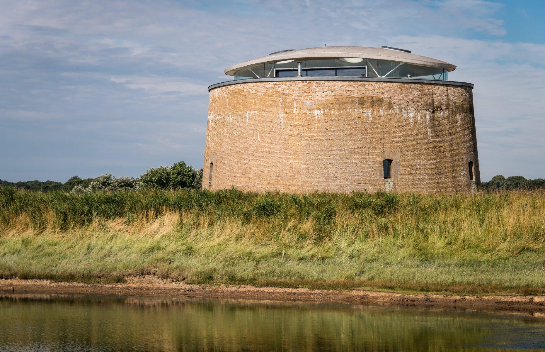Found Tower (Image: Visit Suffolk)