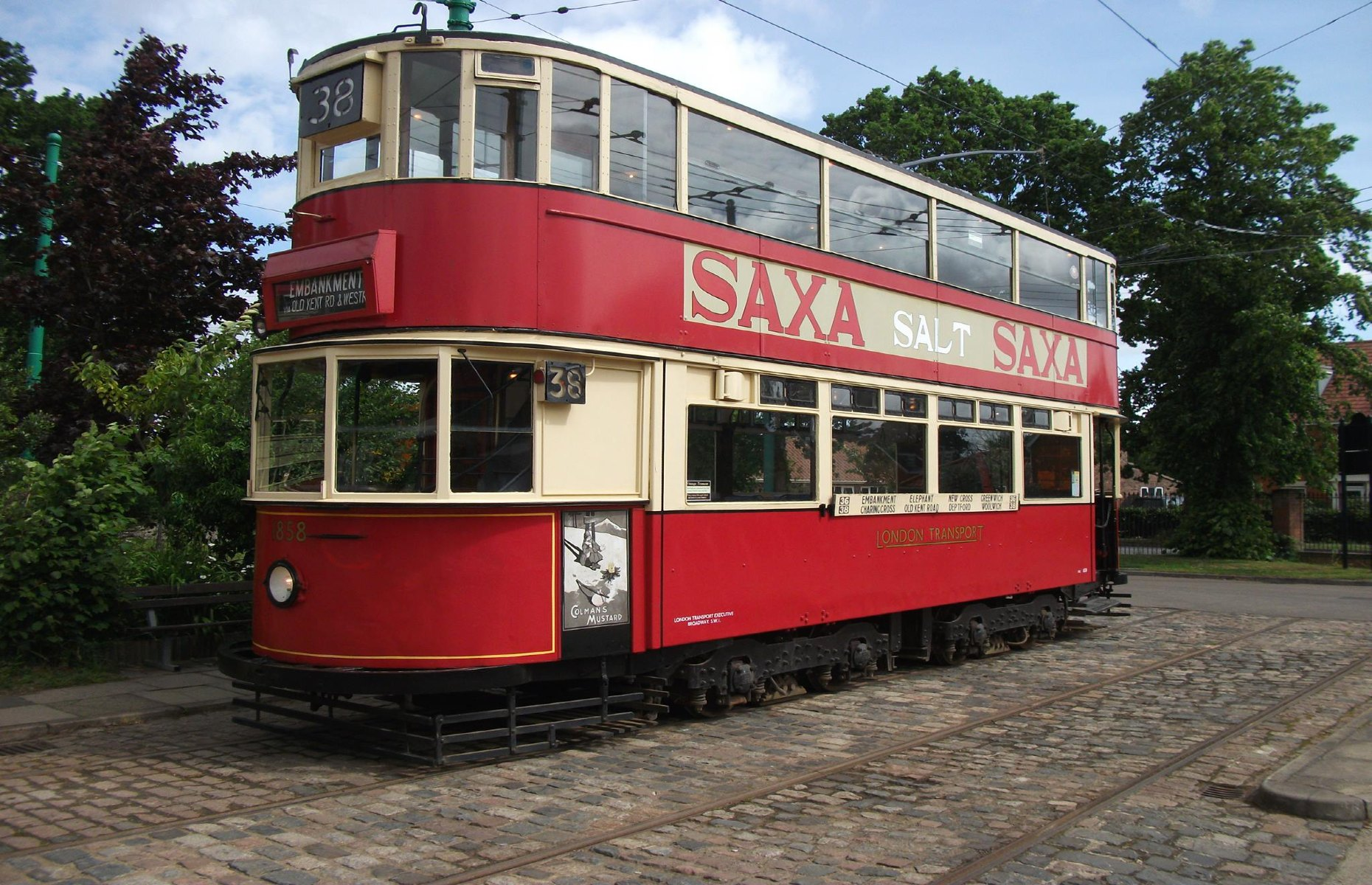 East Anglia Transport Museum (Image: East Anglia Transport Museum/Facebook)