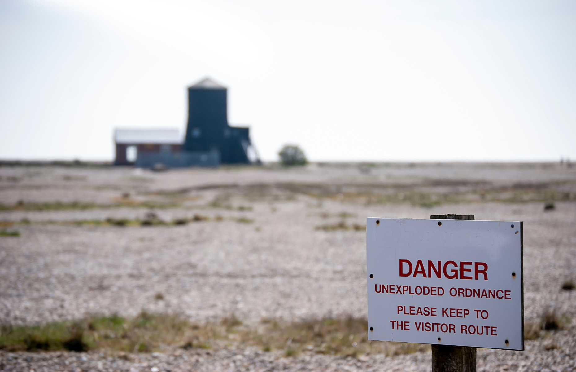 Orford Ness (Image: Rob Atherton/Shutterstock)
