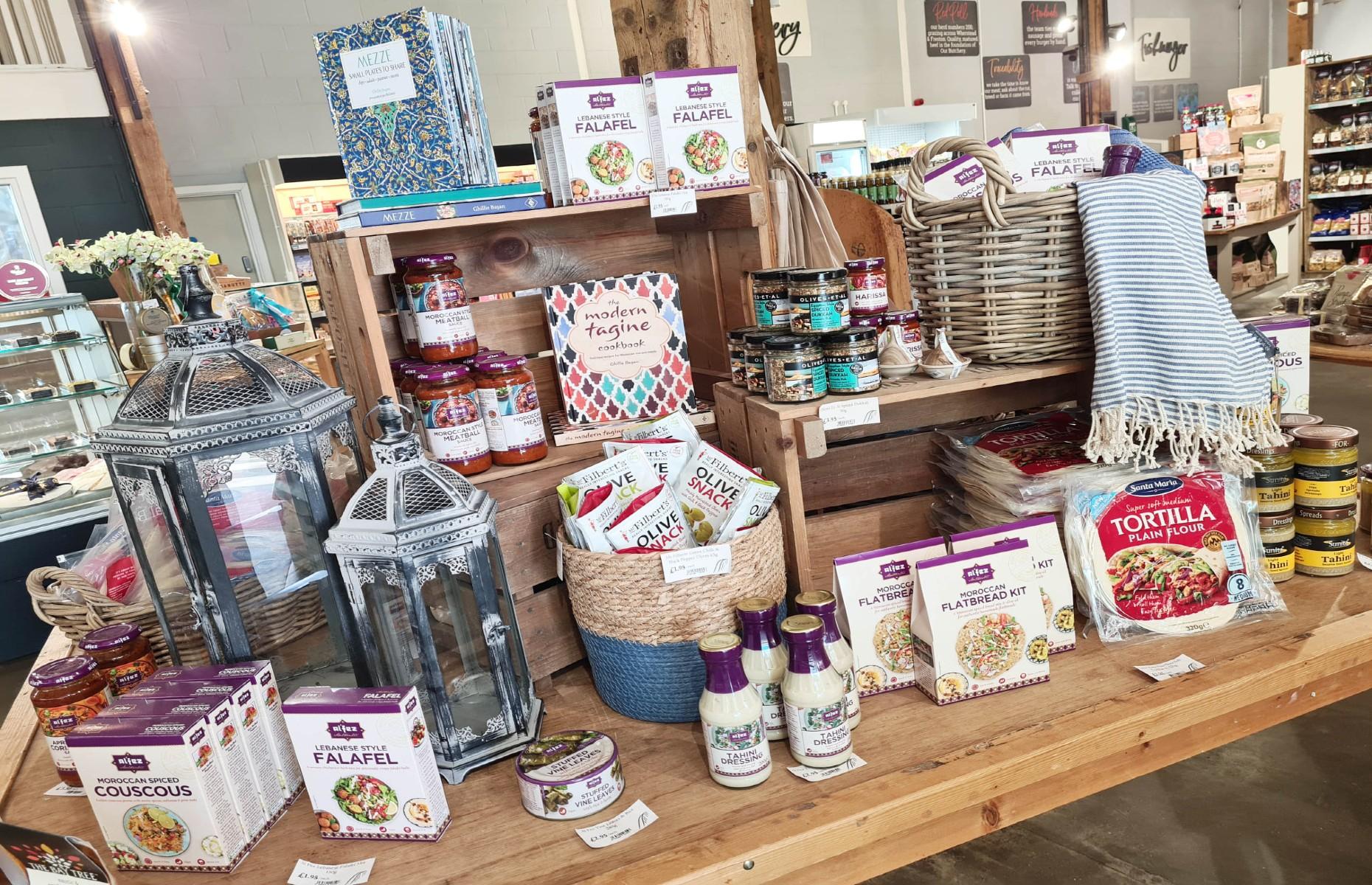 Suffolk Food Hall (Image: Suffolk Food Hall/Facebook)