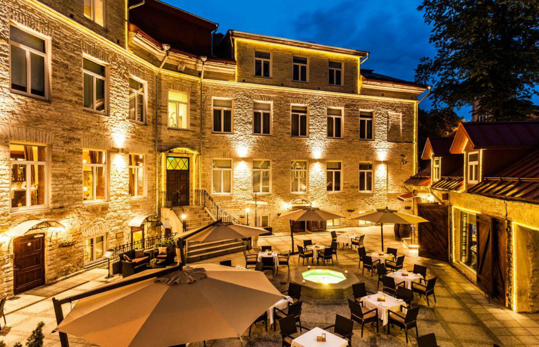 Von Stackleberg Hotel