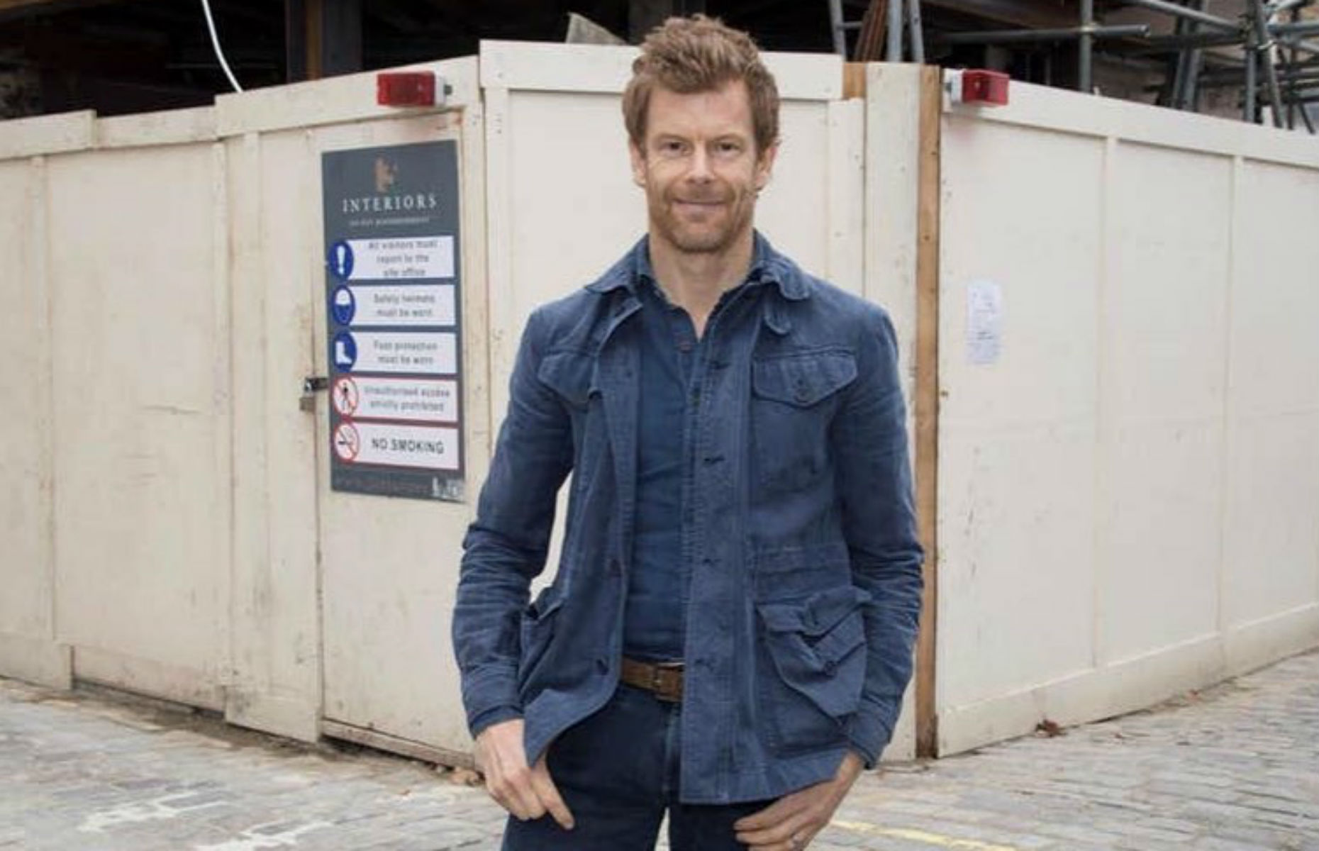 Tom Aikens at Muse location in Belgravia