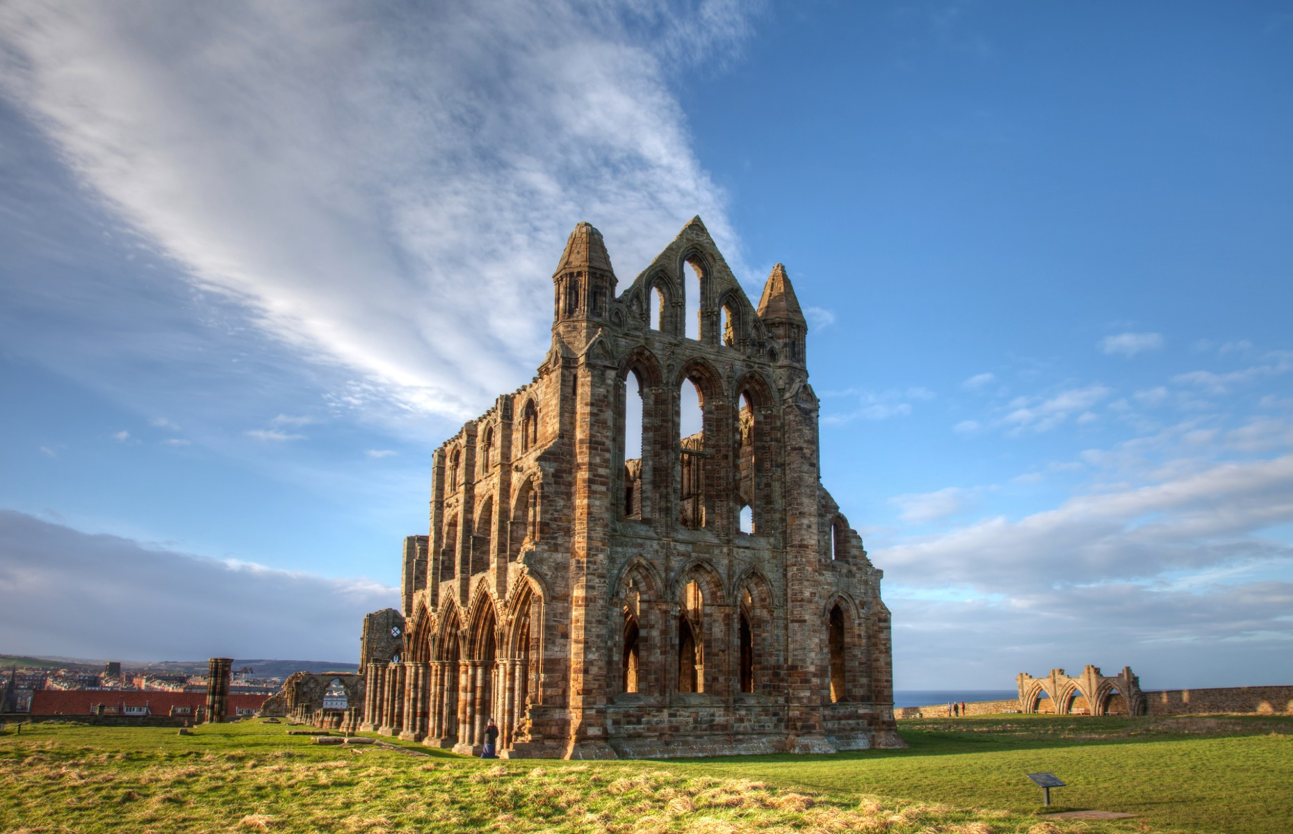 Whitby Abbey (Image: Gail Johnson/Shutterstock)