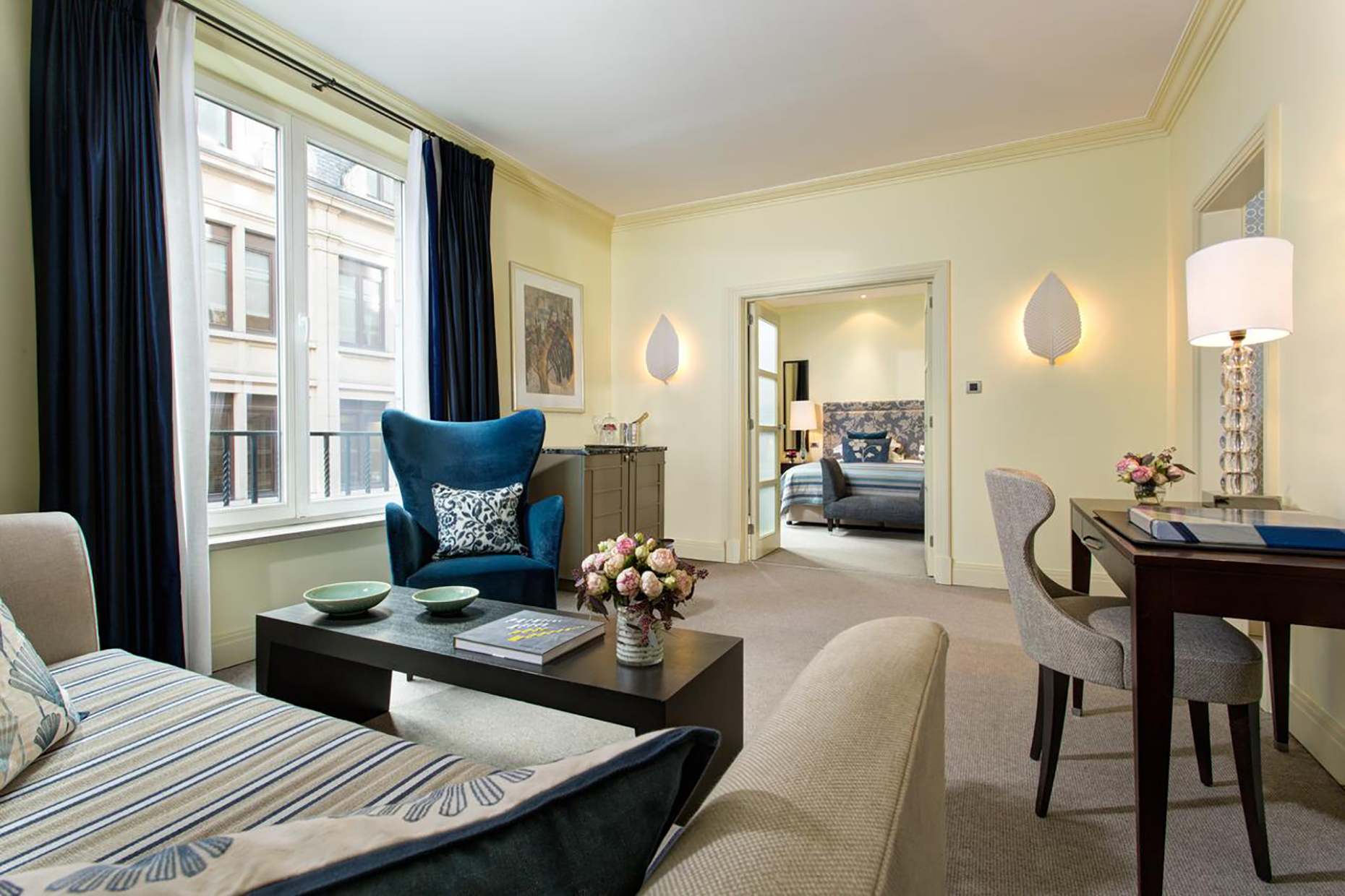 best hotels in Brussels Hotel Amigo