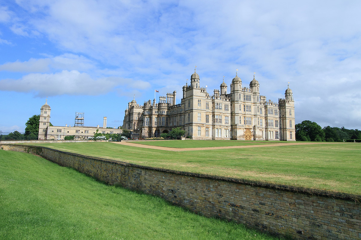 Burghley House, Stamford (Image: Mary416/Shutterstock)