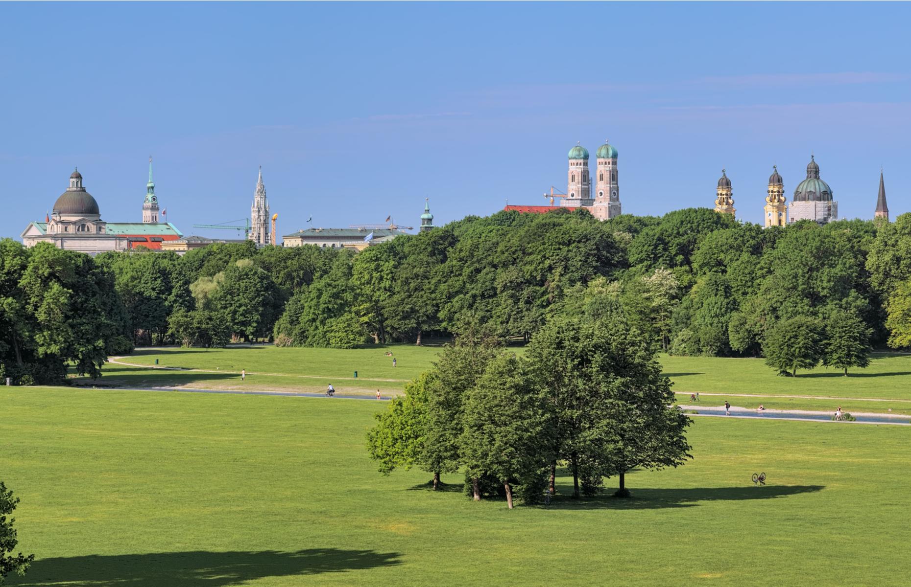 Munich English Garden