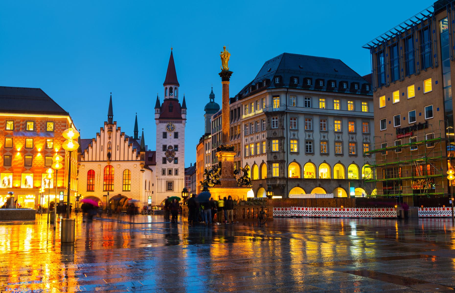 Munich square