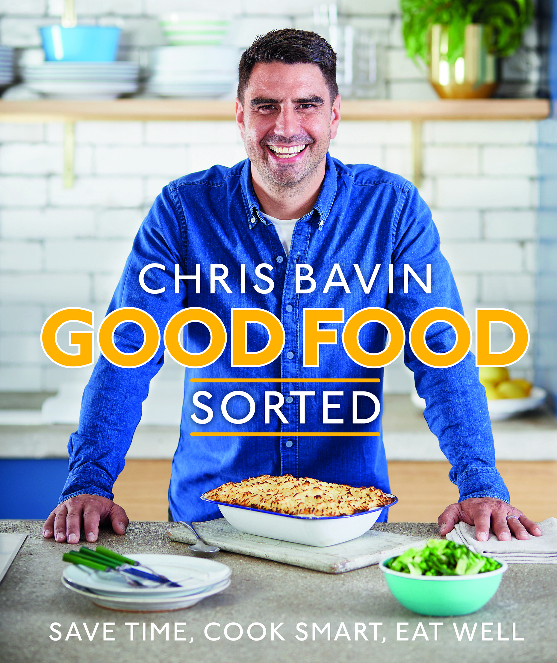 Good Food Sorted book jacket