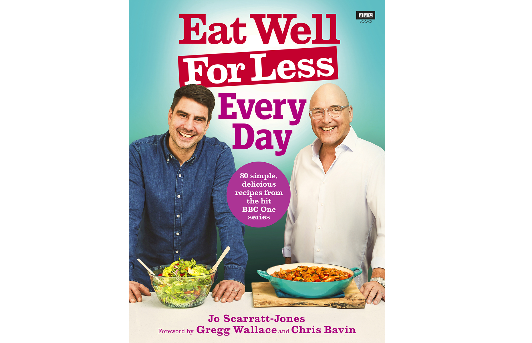 eat well for less book