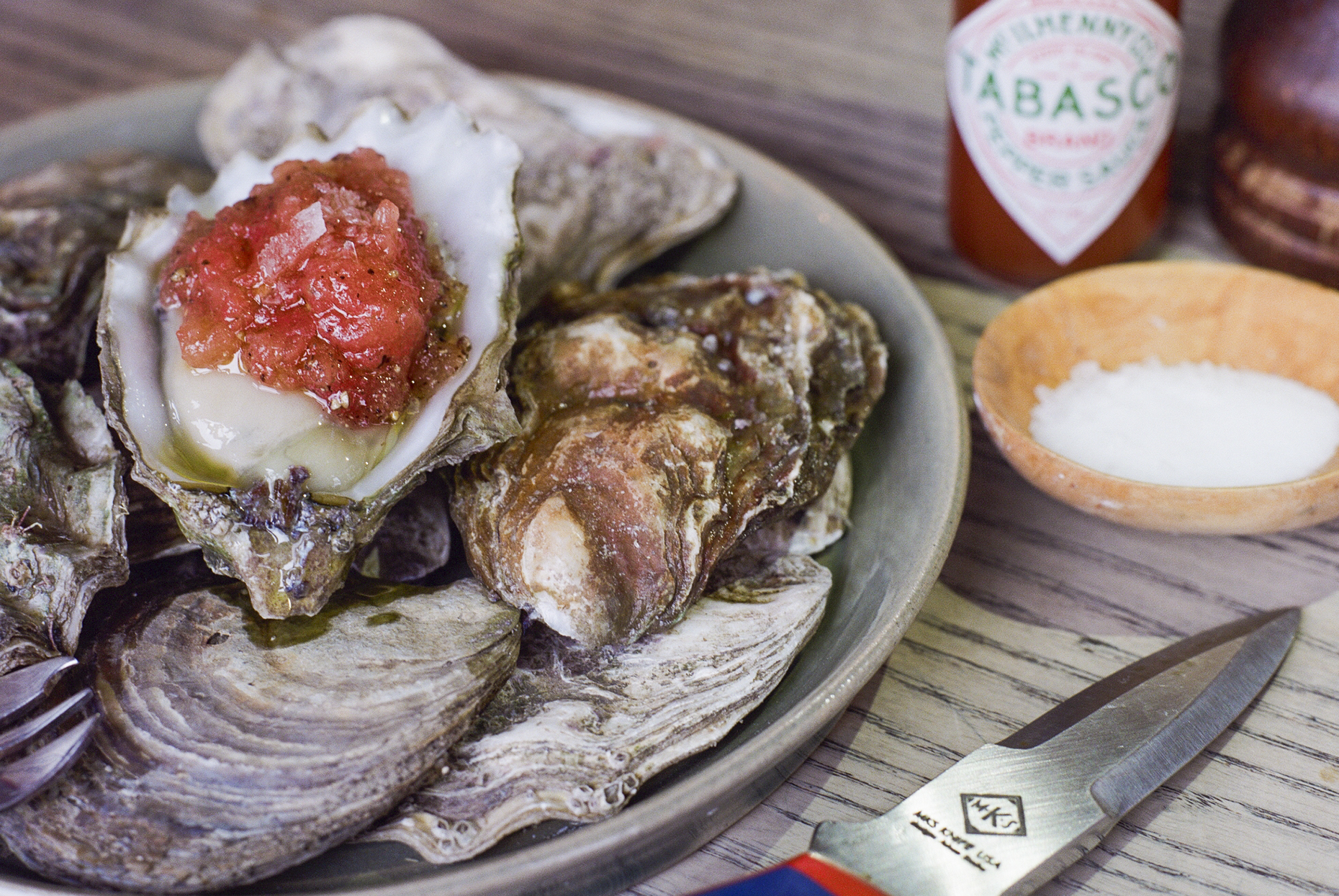 Iberian oyster