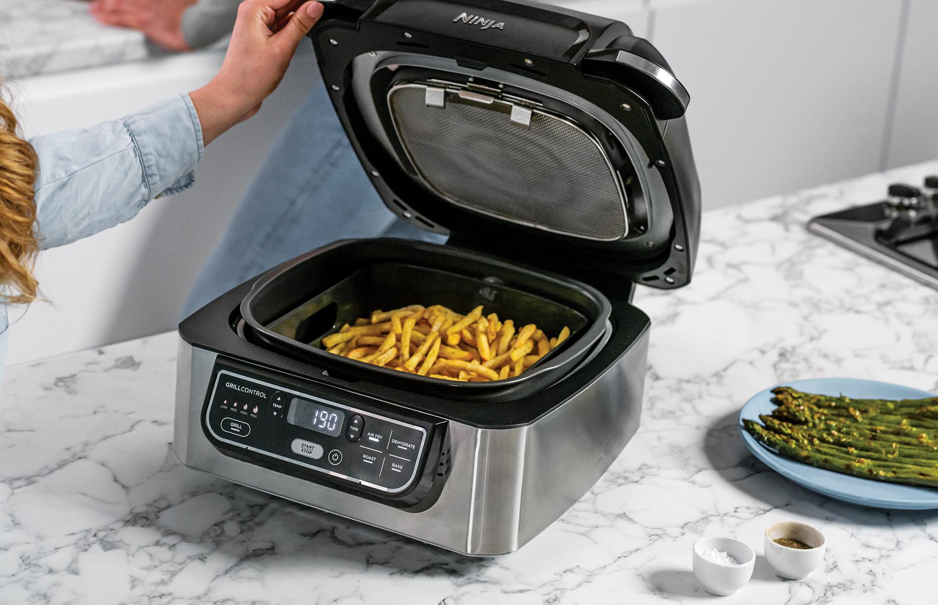 air fryer ninja foodi grill