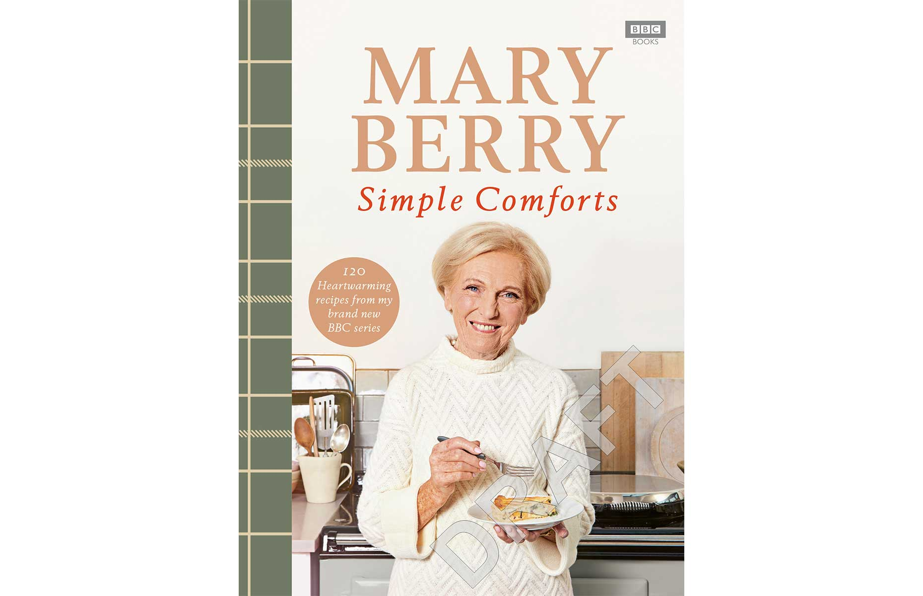 Mary Berry Simple Comforts cookbook