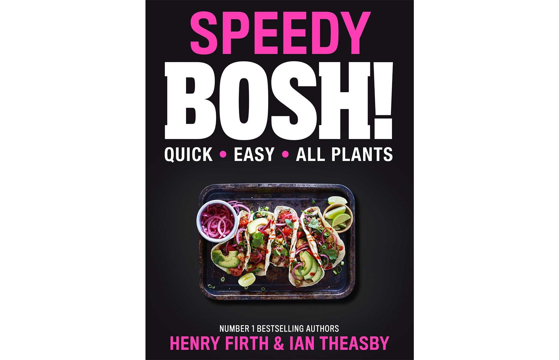 Speedy BOSH cookbook