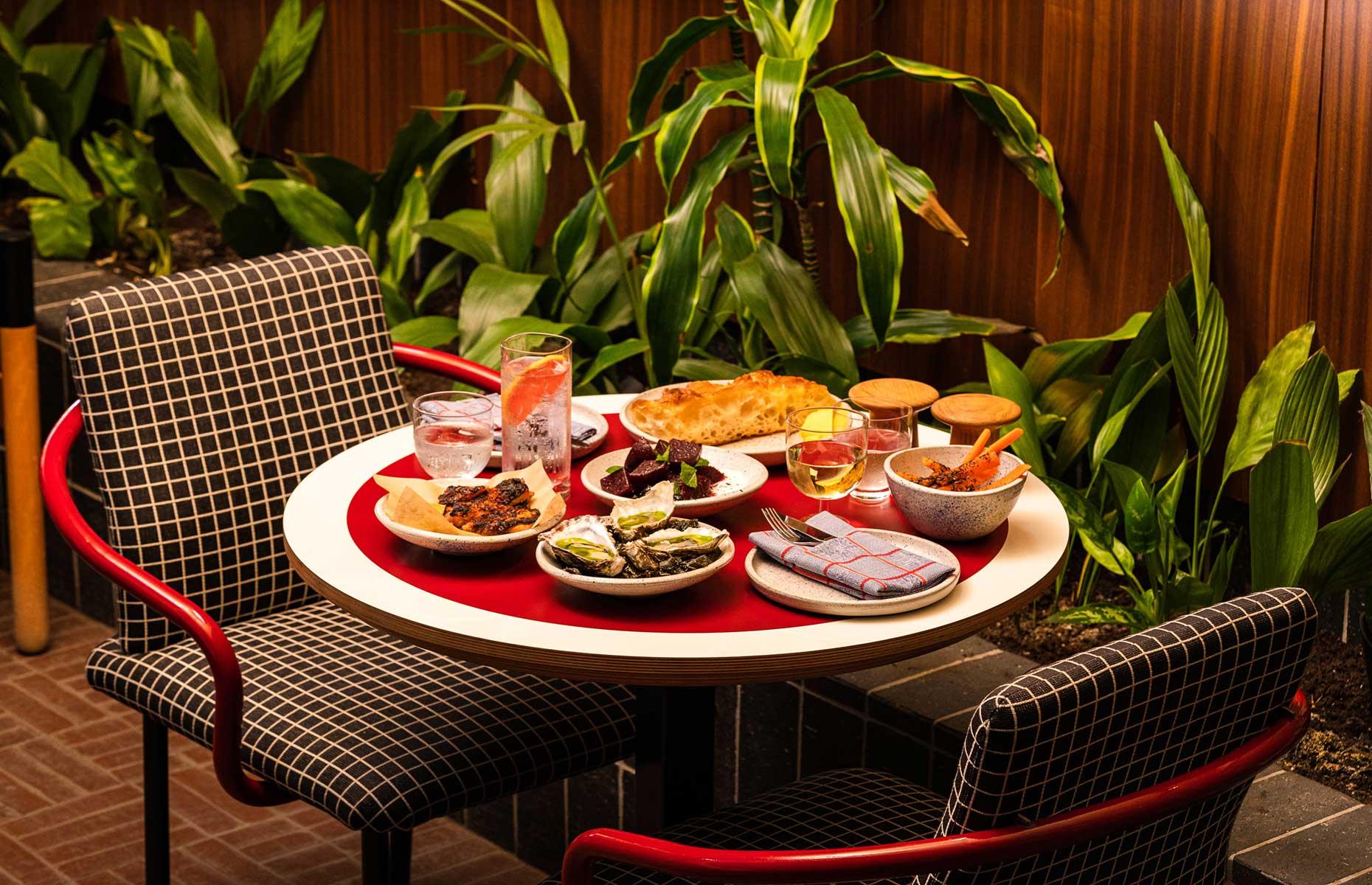Food at Isla, The Standard (Image: Hayden Perrior/The Standard)