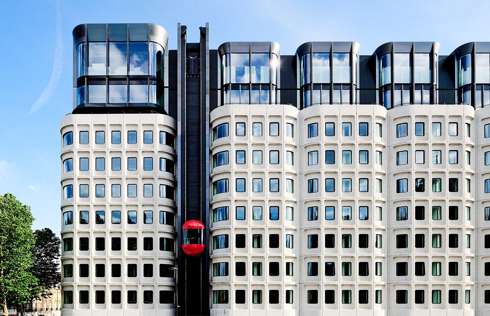 The Standard hotel exterior (Image: David Cleveland/The Standard)