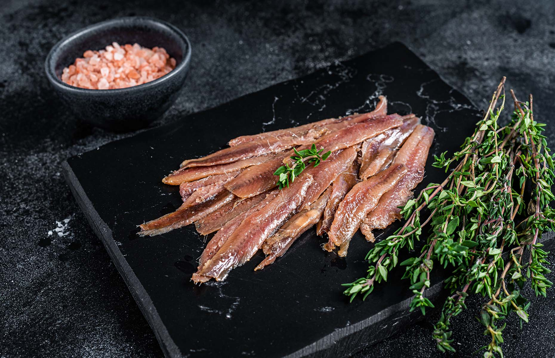 Anchovy fillets in olive oil (Image: Mironov Vladimir/Shutterstock)