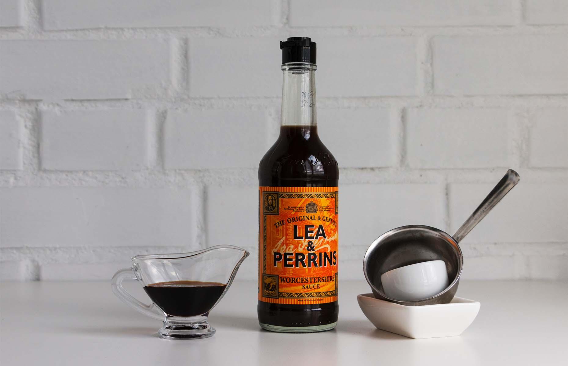 Worcestershire sauce (Image: Studio Dagdagaz/Shutterstock)