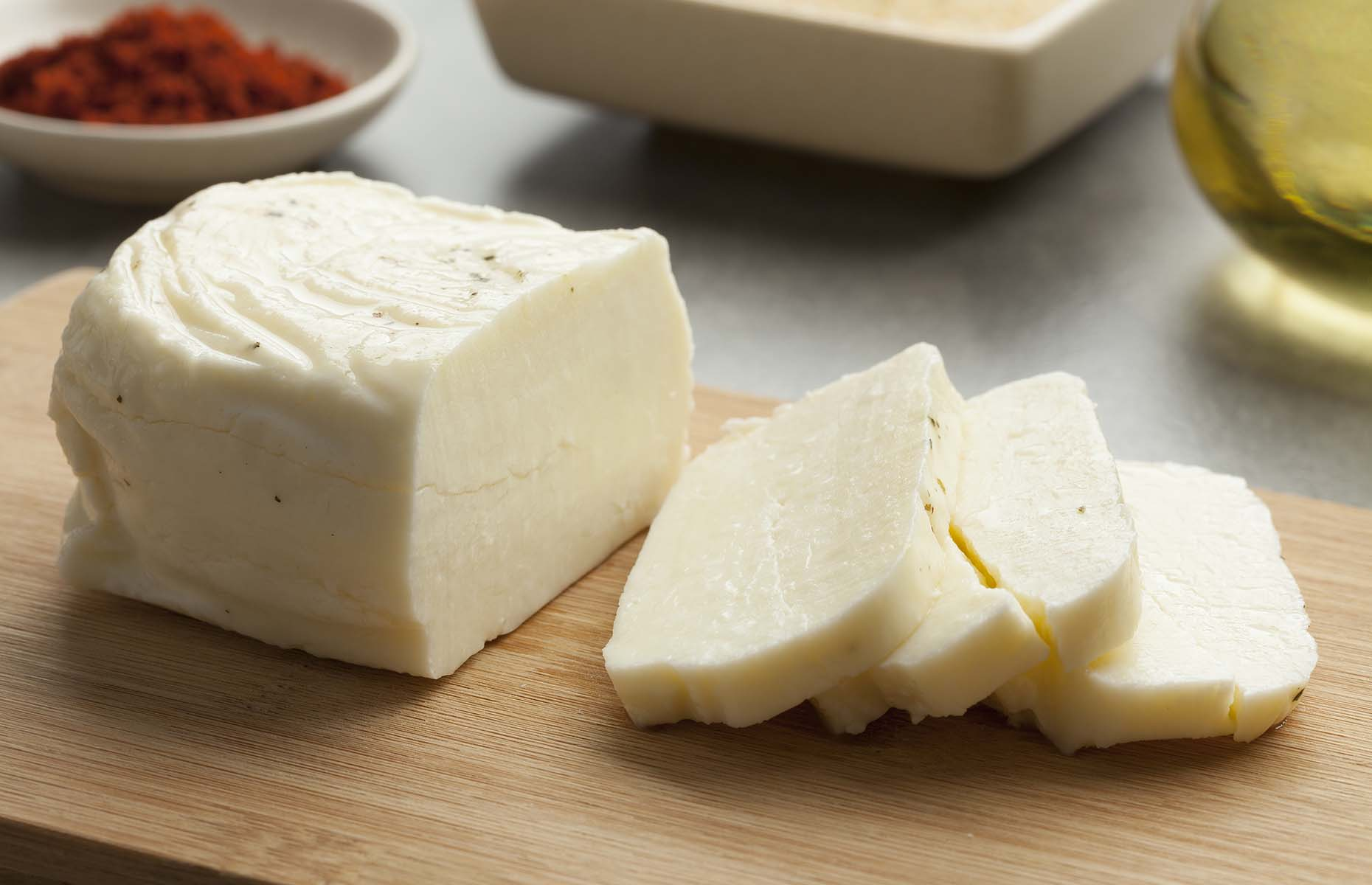Raw halloumi (Image: Picture Partners/Shutterstock)