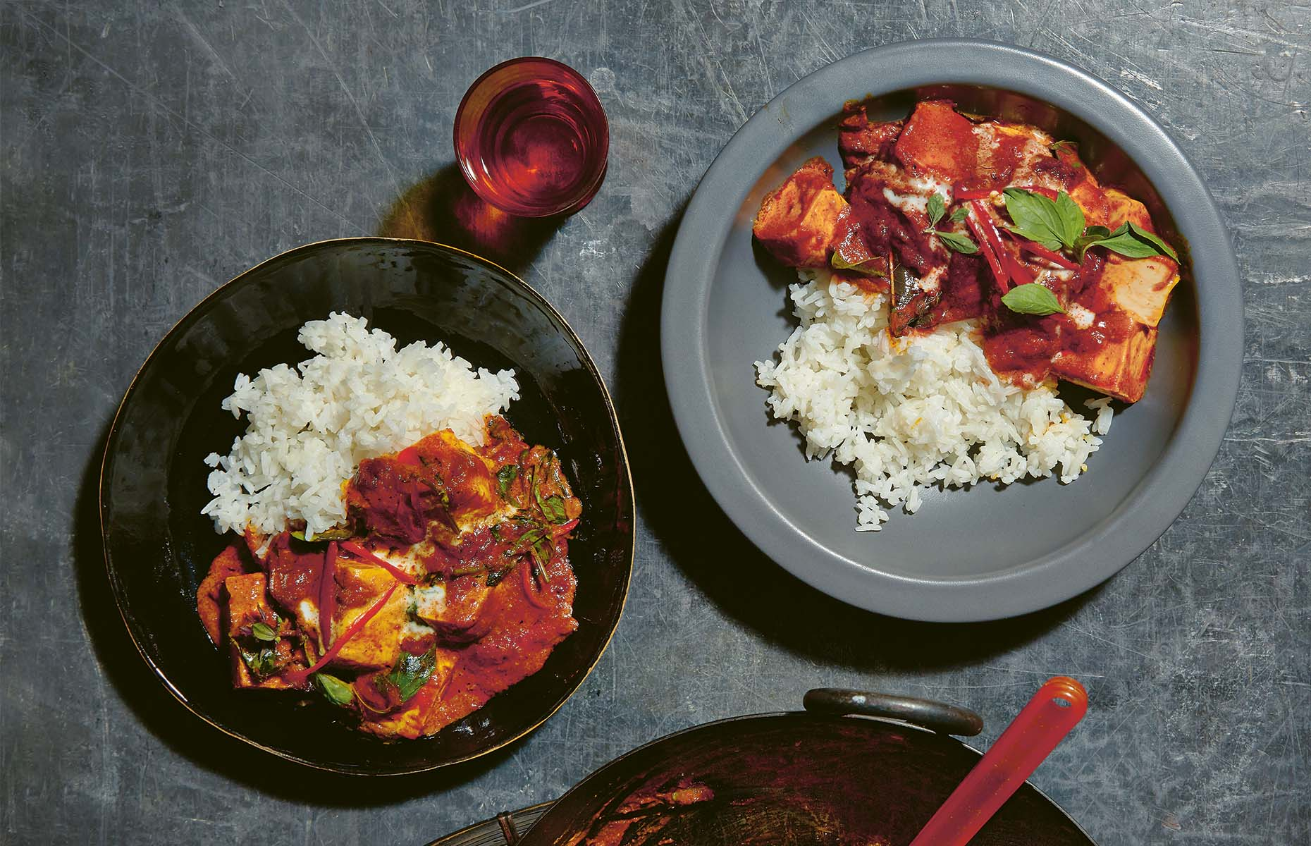 Panang curry (Image: Rosa'sThaiCafé: The Vegetarian Cookbook/Mitchell Beazley)