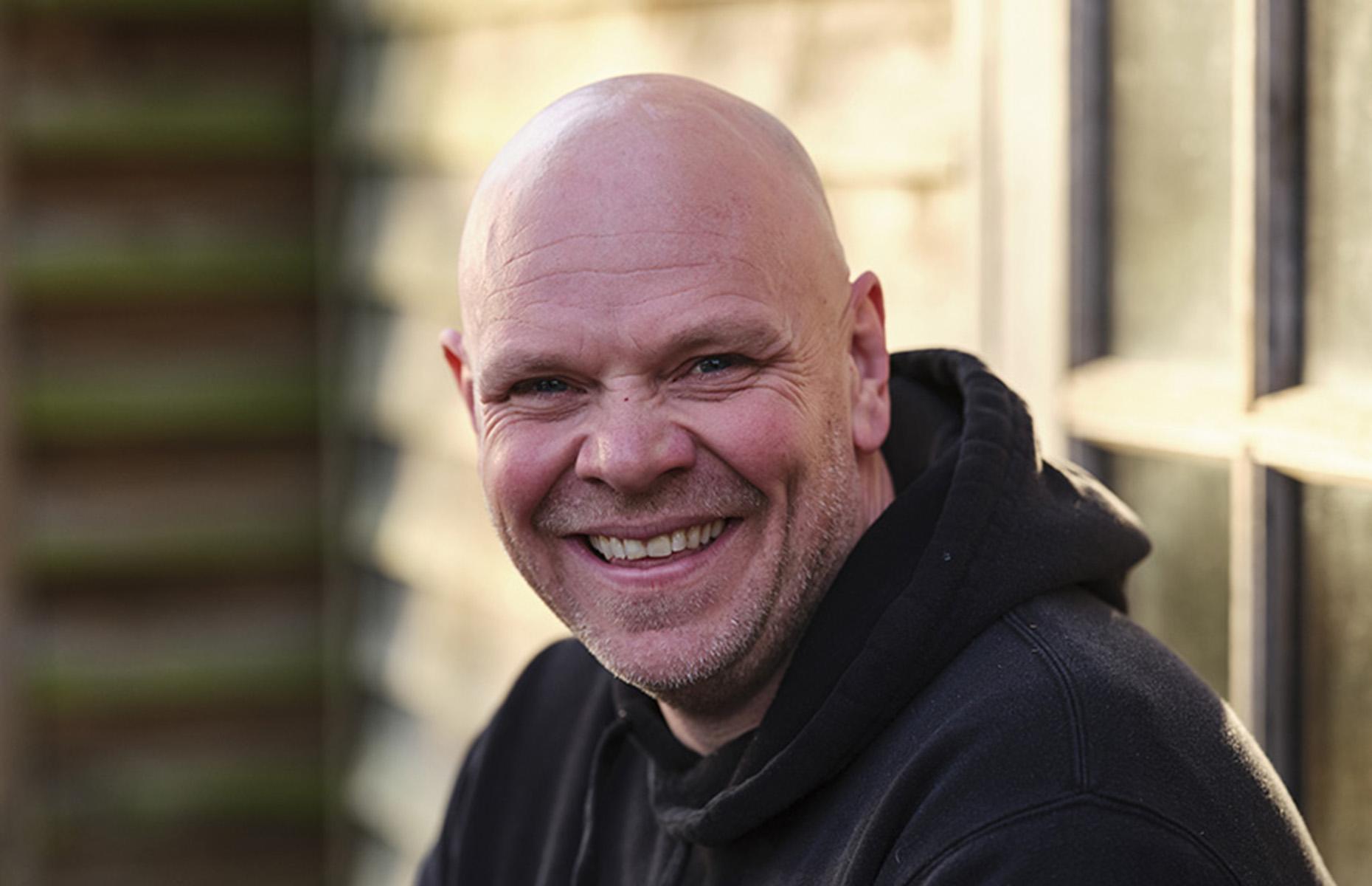 Tom Kerridge (Photography by Christian Barnett)