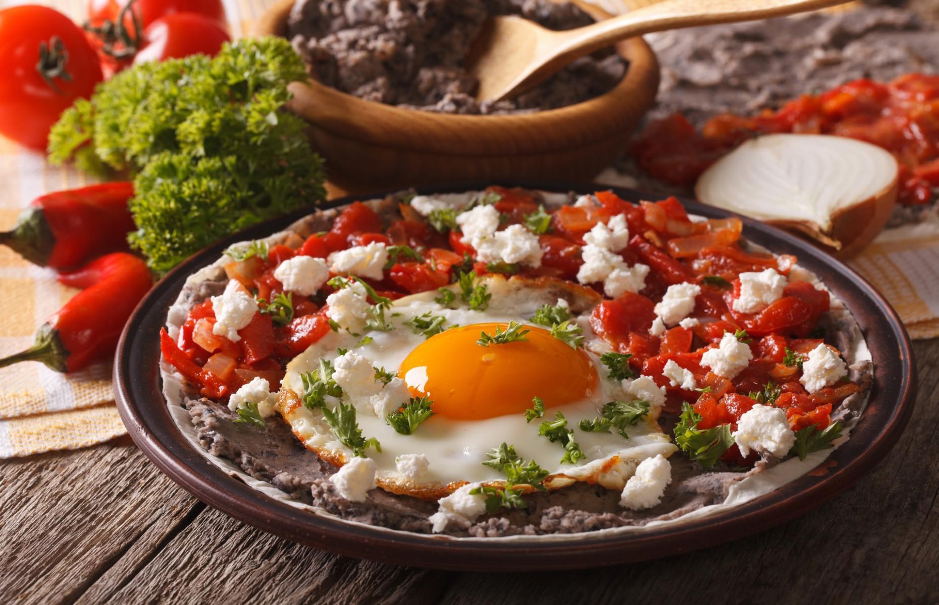Huevos rancheros (Image: AS Food studio/Shutterstock)
