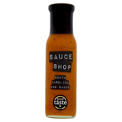 Sauce Shop South Carolina BBQ sauce