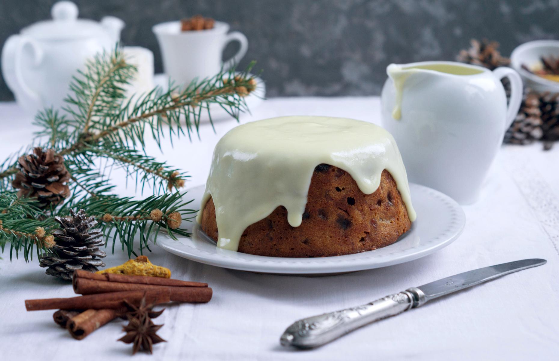 Christmas pudding tips