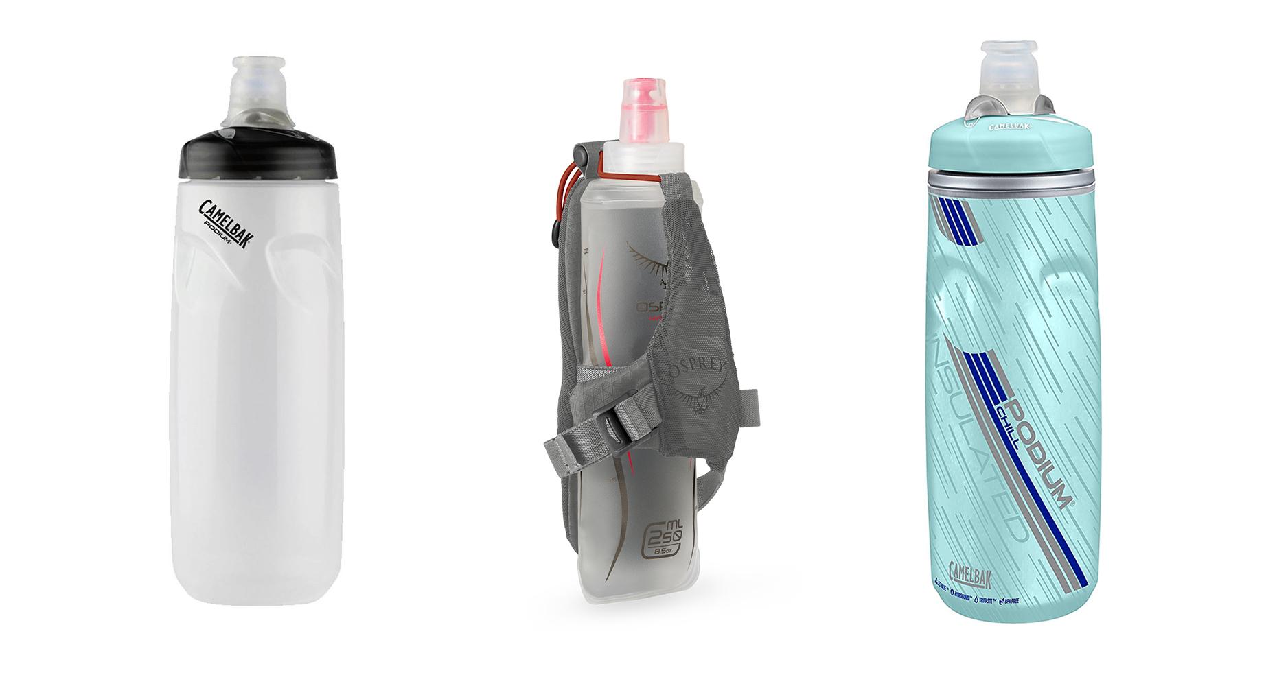 Bottles designed for sport