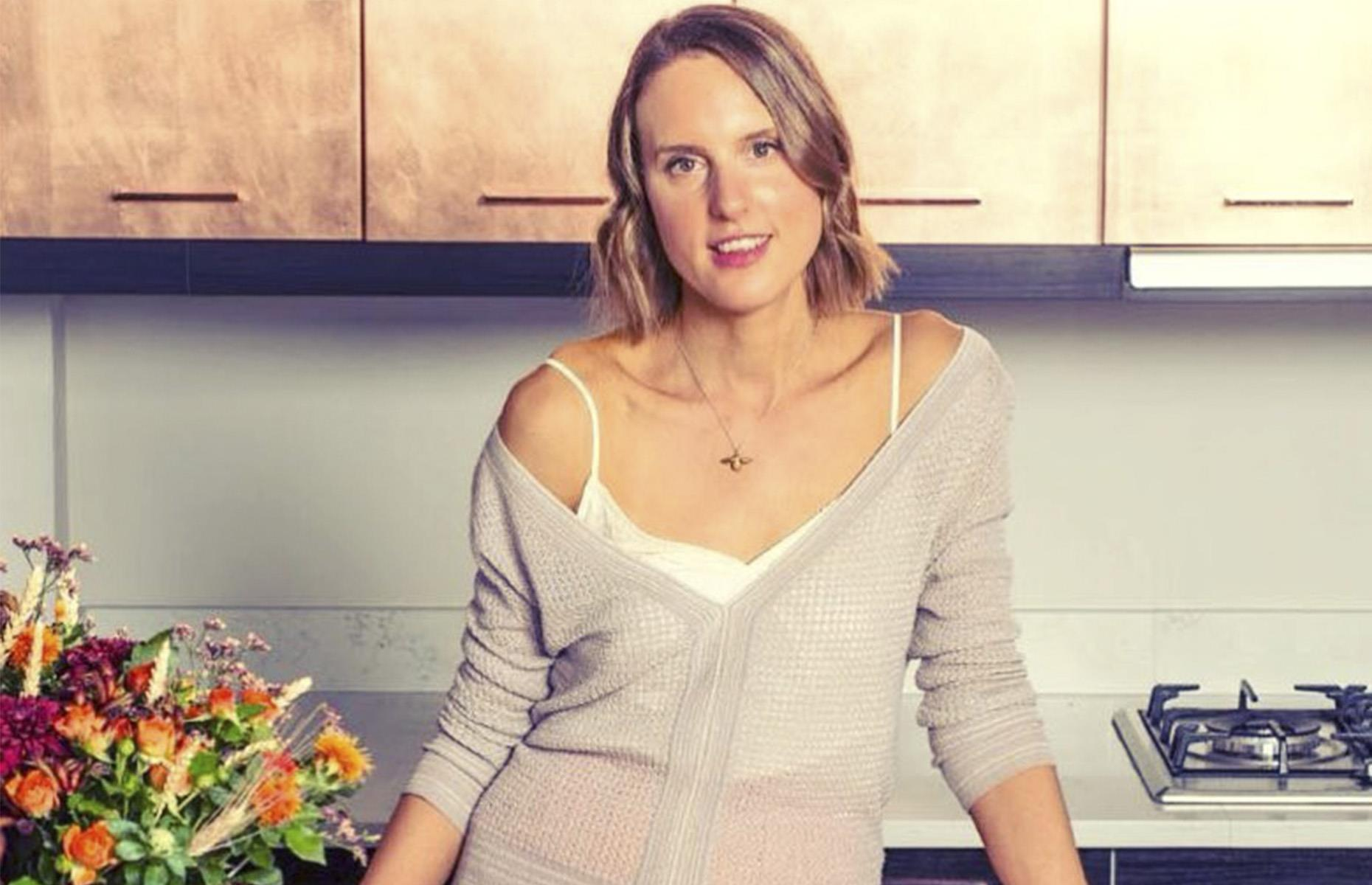 Frances Quinn, winner in 2013 of The Great British Bake Off