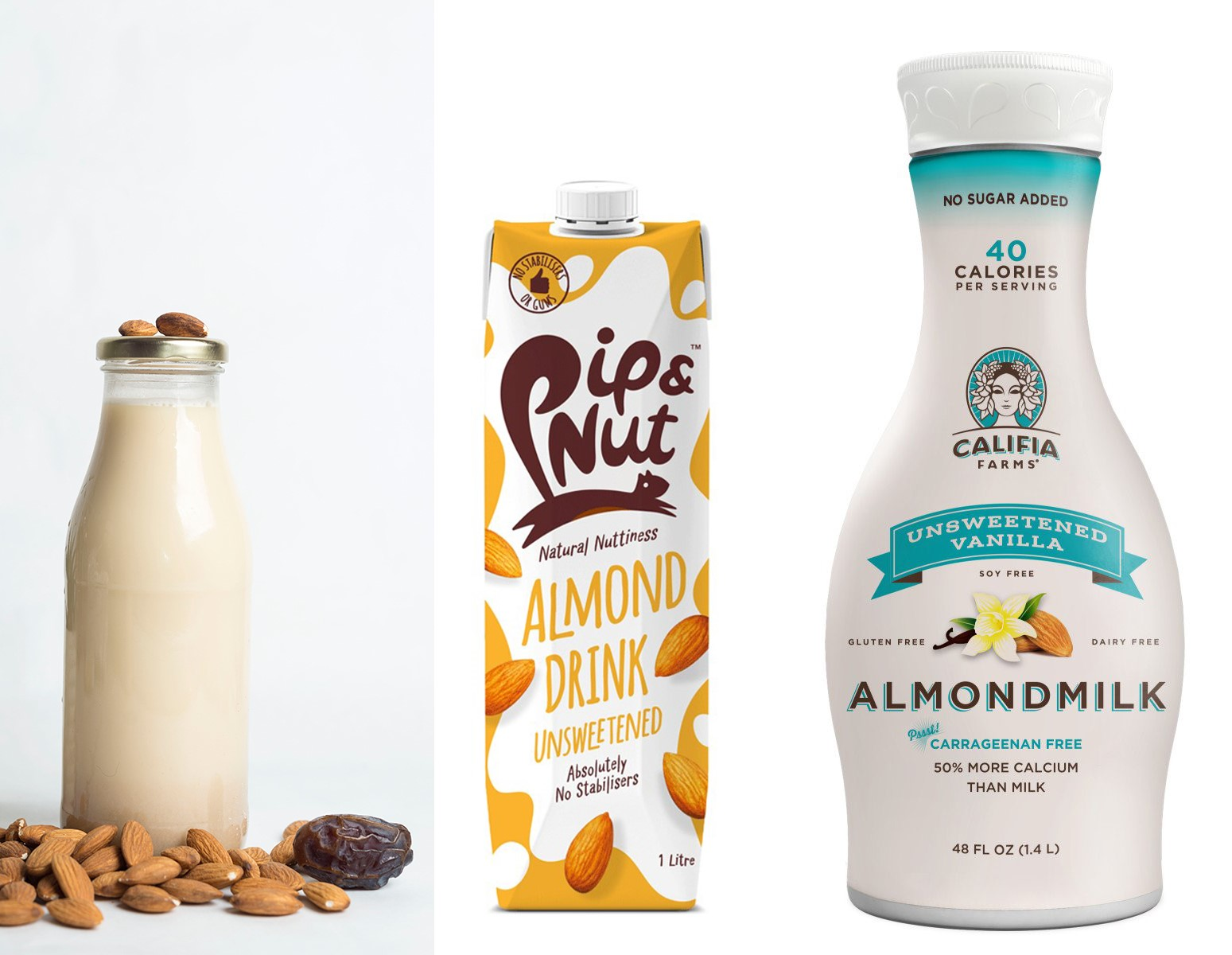 A Straightforward Guide To Milk Alternatives Lovefoodcom