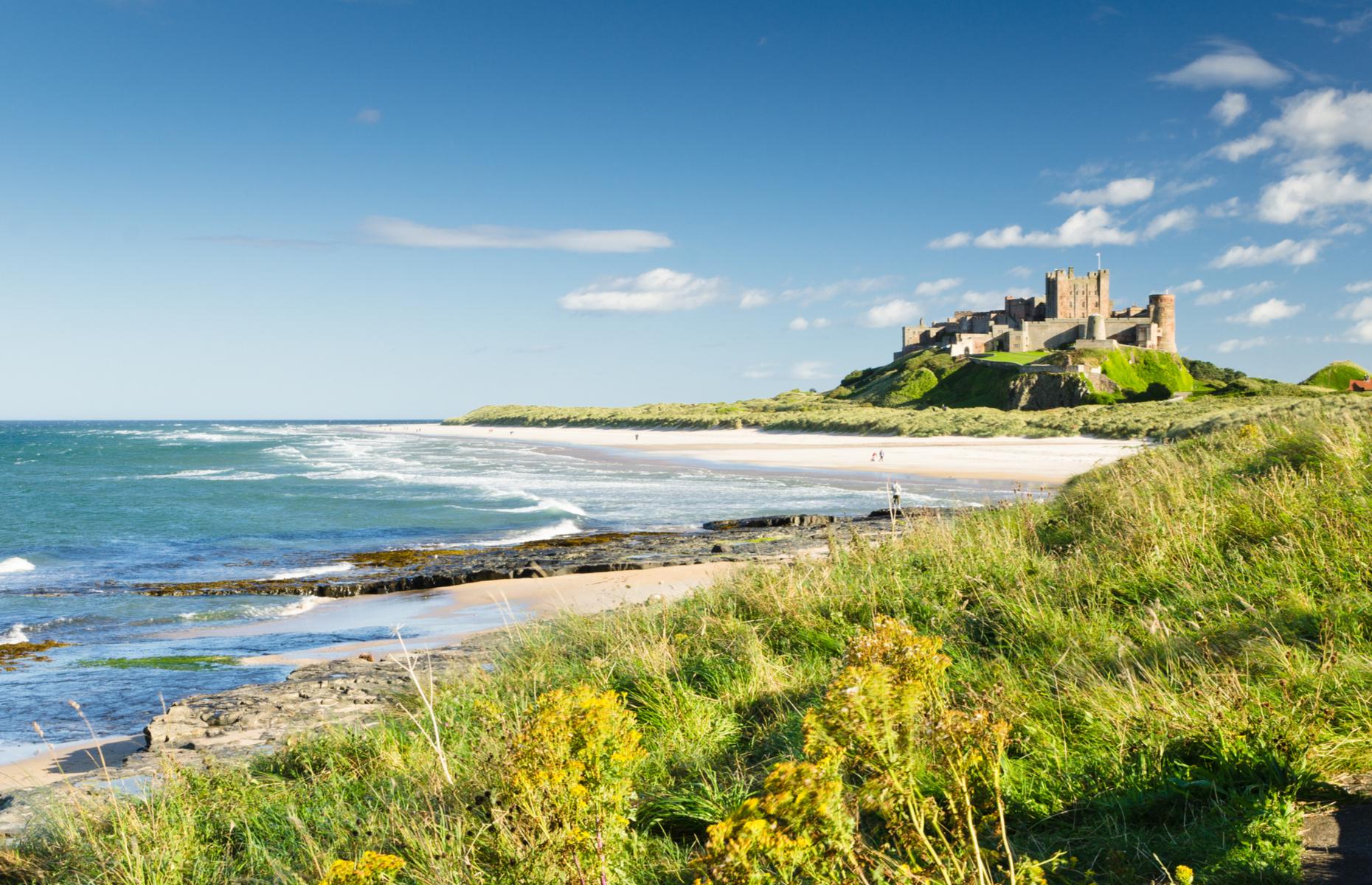 Bamburgh Northumberland