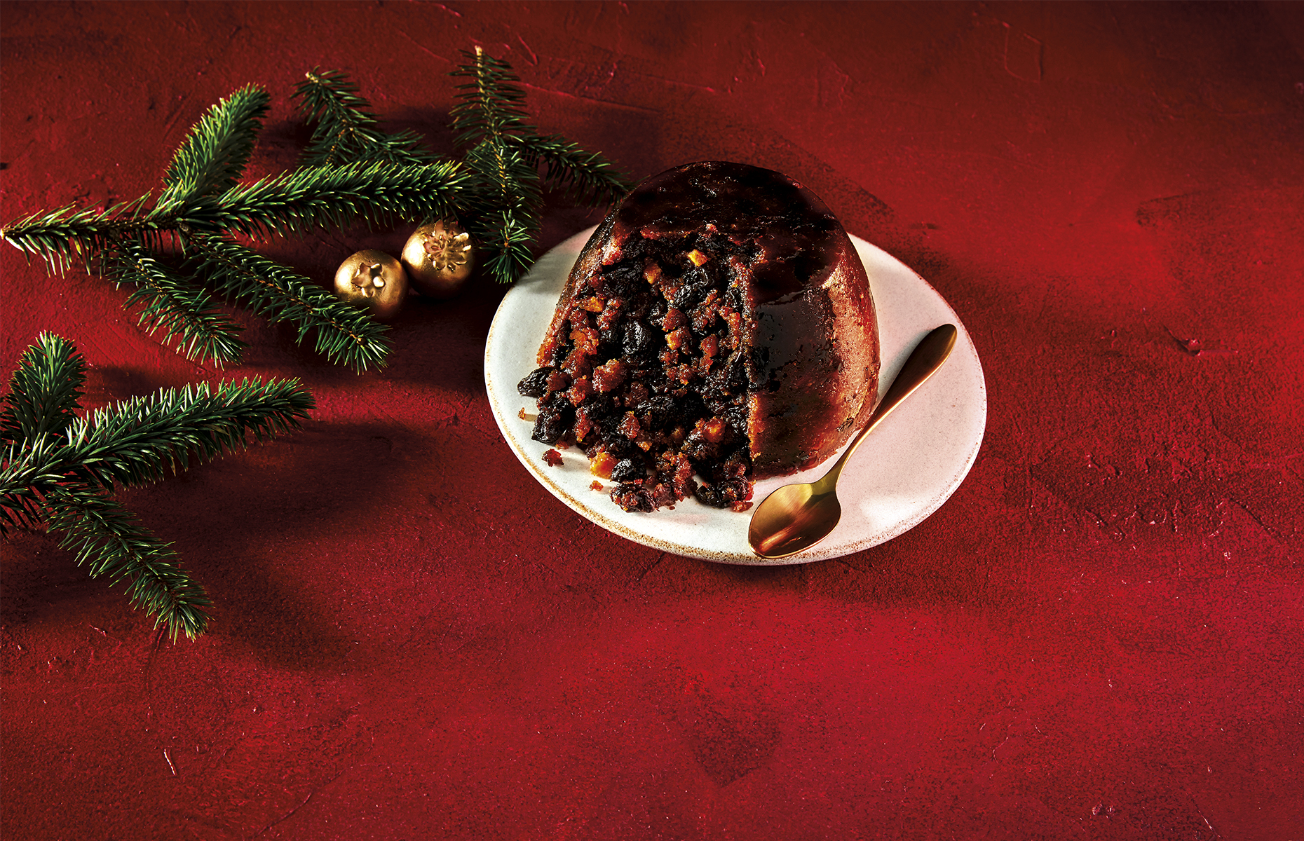 Iceland Christmas pudding