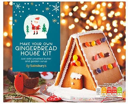 Sainsbury's gingerbread