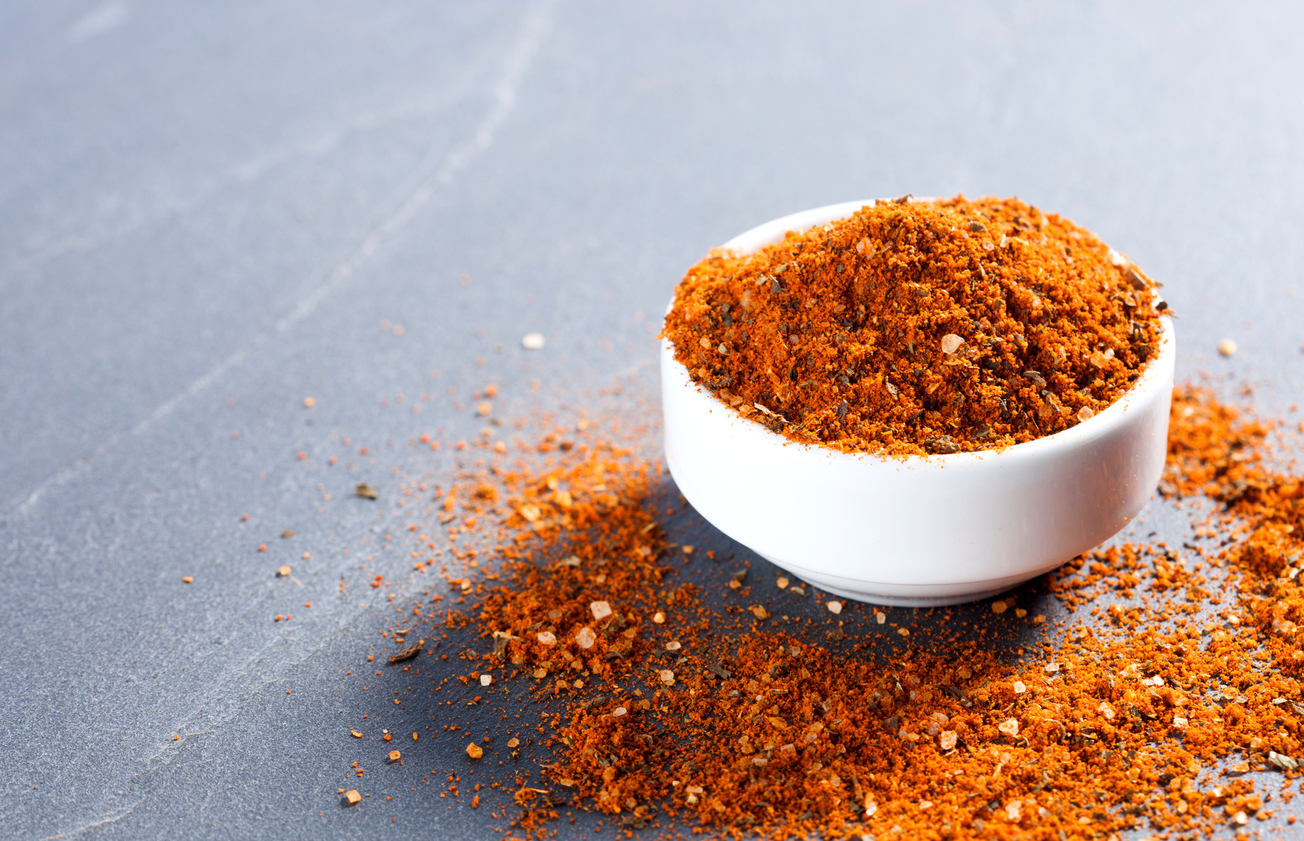 Ground chillies and spices in a pot (Image: avs/Shutterstock)