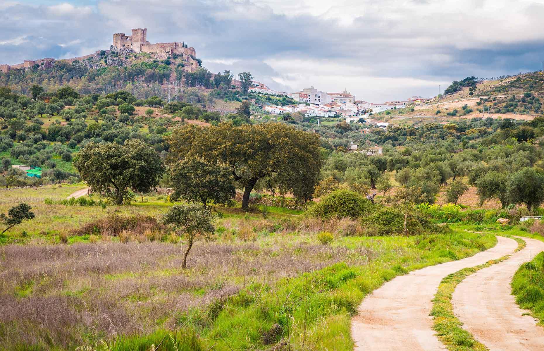 Extremadura, Western Spain