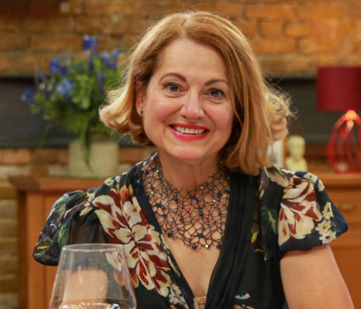 2019 MasterChef winner Irini Tzortzoglou (Image: BBC/Shine TV)