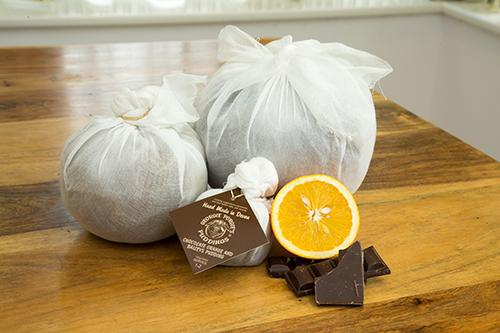 chocolate orange and baileys
