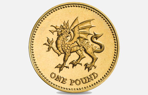 Rare pound coins: which are the most valuable old 'round pounds'?