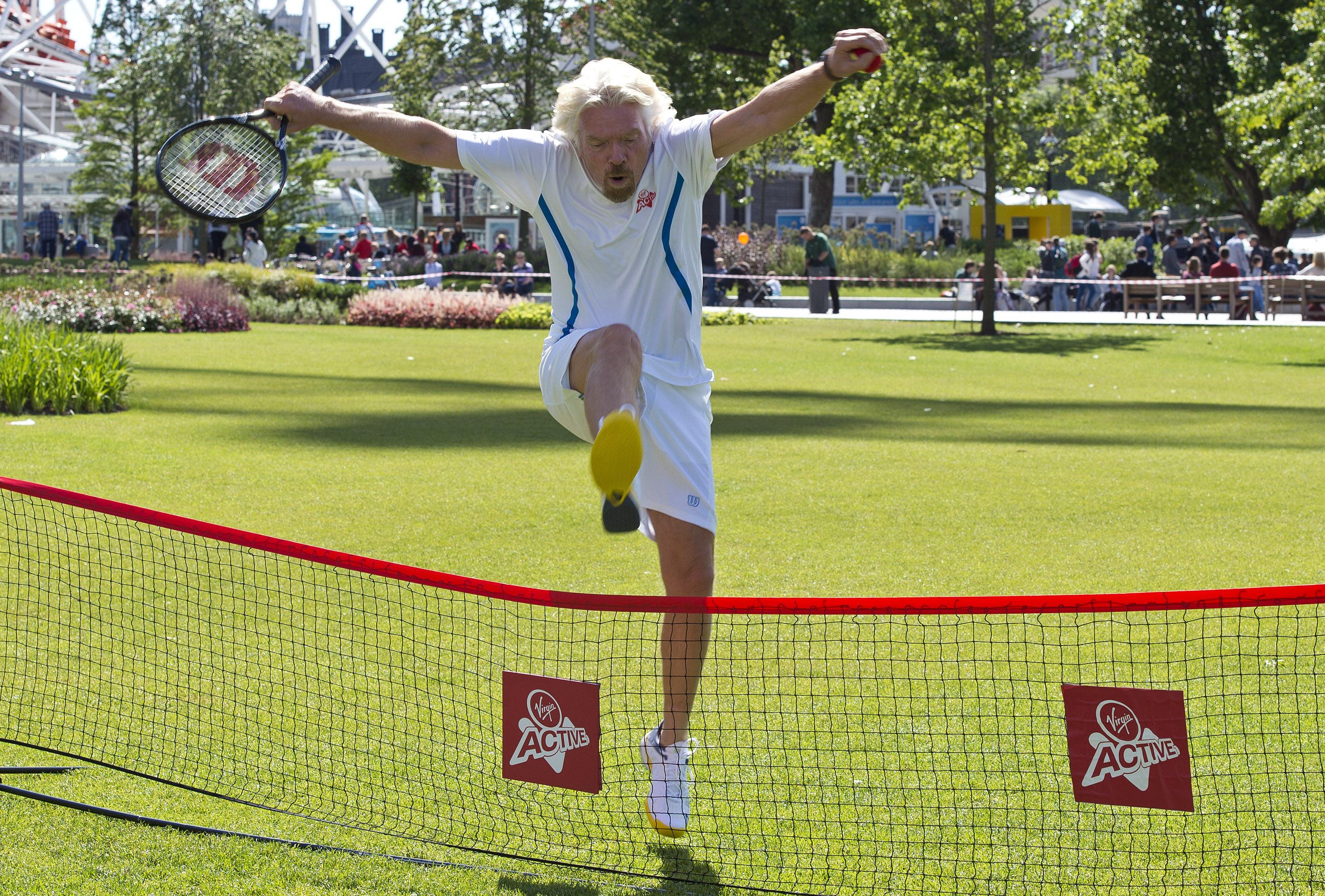 Richard Branson (Image: Ben A Pruchnie/Getty)
