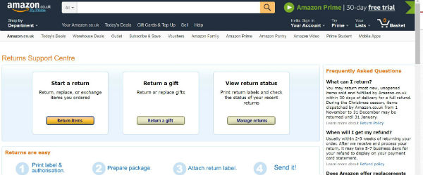 Amazon refund tips and options: easiest method to return or