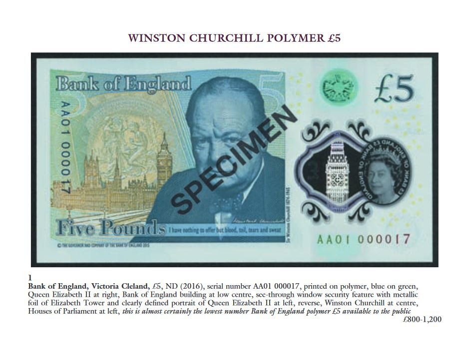Rare £5 notes: how to tell if your 'plastic' new fiver is