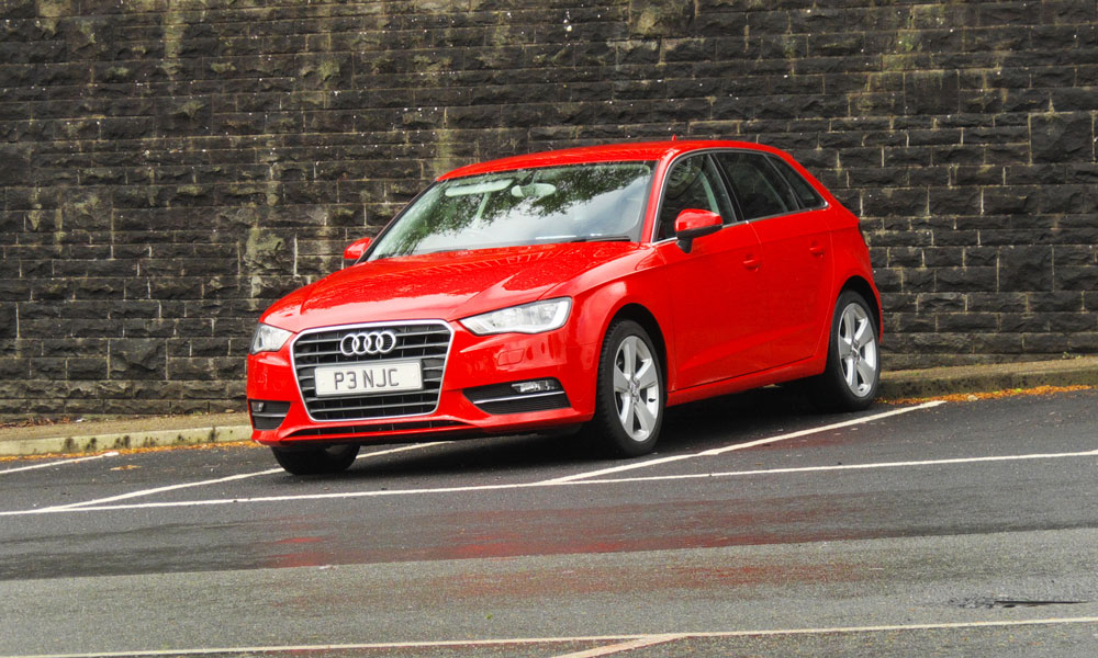 Audi A3 (Image: Shutterstock)