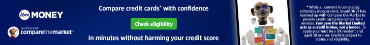 Compare credit cards (Image: CTM)