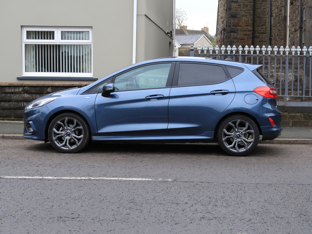 Ford Fiesta's remain popular with buyers (Image: Shutterstock)